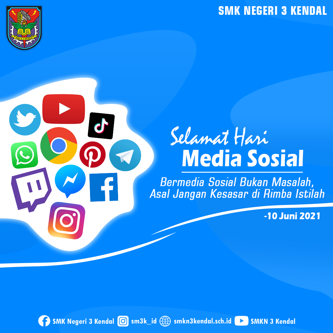 Hari Media Sosial yang Masih Sangat Muda